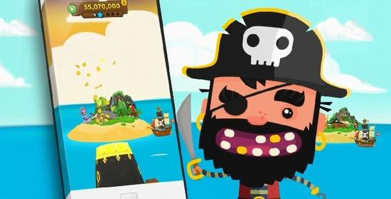 Pirate Kings - Game mobile gây náo loạn Facebook ảnh 1