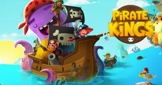 Pirate Kings - Game mobile gây náo loạn Facebook ảnh 2