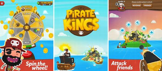 Pirate Kings - Game mobile gây náo loạn Facebook ảnh 5