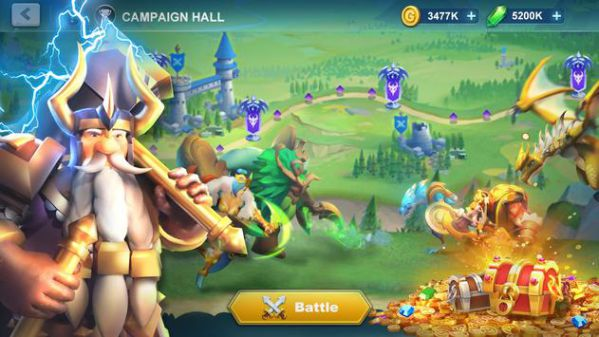 4 game mobile nhập vai chiến thuật theo lượt hot nhất tháng 2